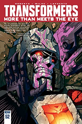 Transformers: More Than Meets the Eye (2011-) #52