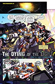 Transformers: More Than Meets the Eye (2011-2016) #52