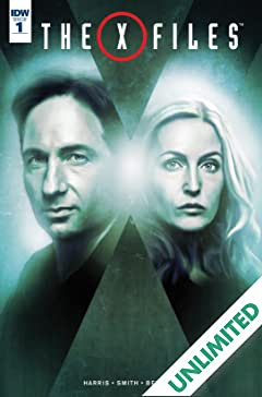 The X-Files (2016-2017) #1
