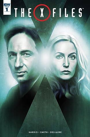 The X-Files (2016-) No.1