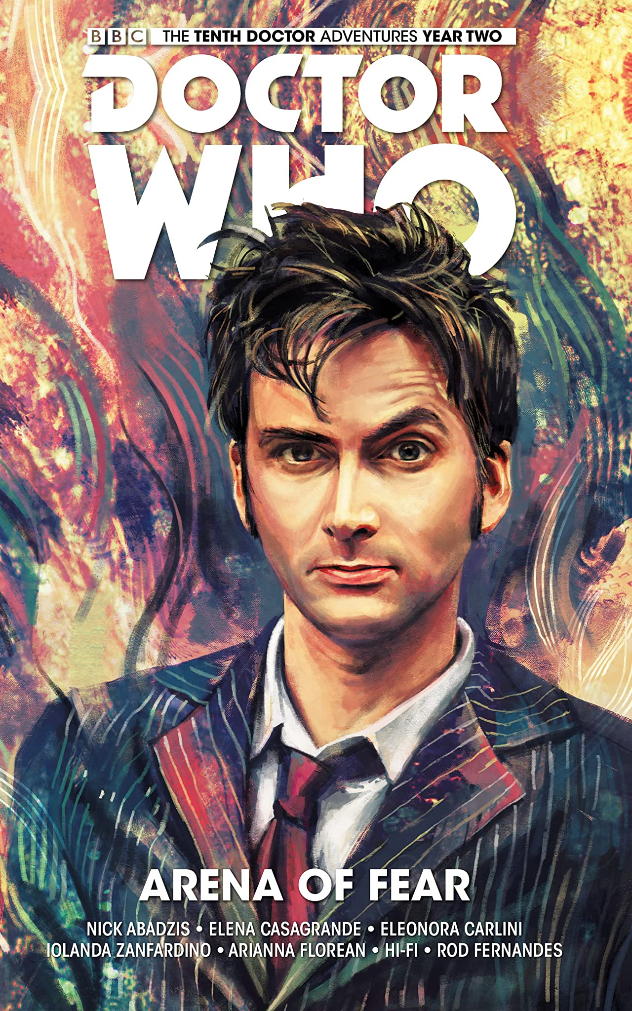 Doctor Who: The Tenth Doctor Vol. 5: Arena of Fear