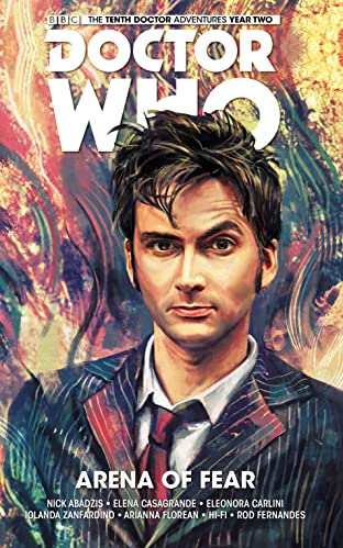 Doctor Who: The Tenth Doctor Tome 5: Arena of Fear