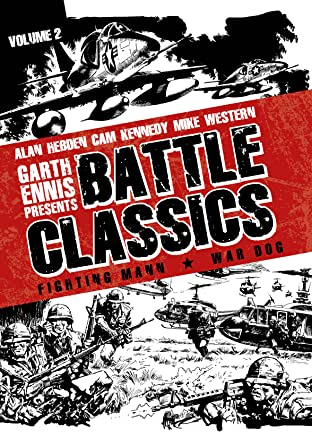 Garth Ennis Presents Battle Classics Tome 2