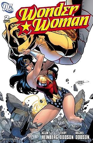 Wonder Woman (2006-2011) #2