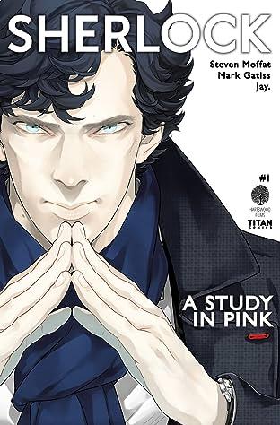 Sherlock: A Study in Pink No.1