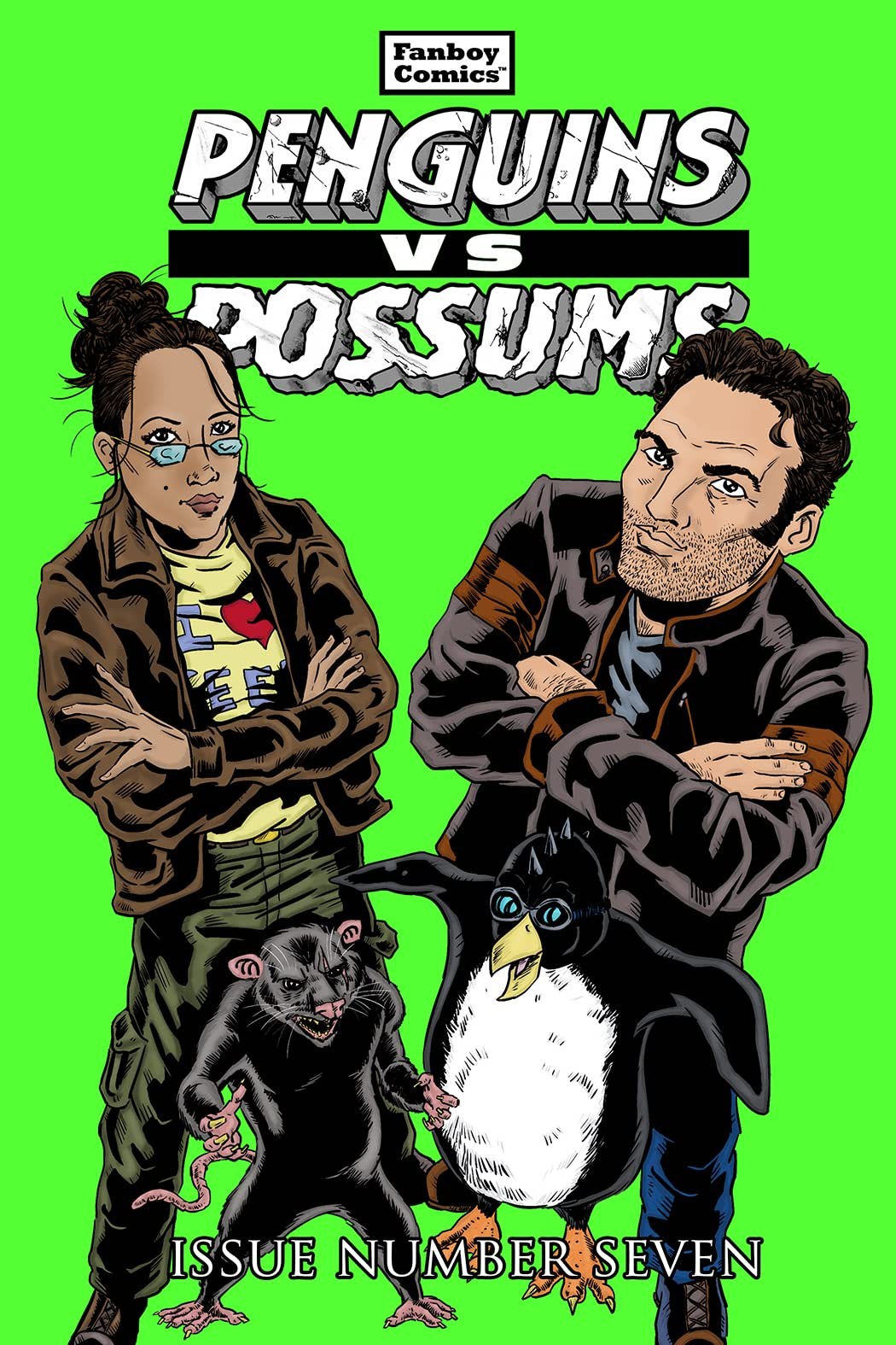 Penguins vs. Possums #7