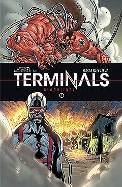 Terminals: Bloodlines #1