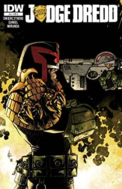 Judge Dredd No.4
