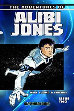 The Adventures of Alibi Jones #2