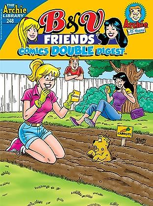 B & V Friends Comics Double Digest #248