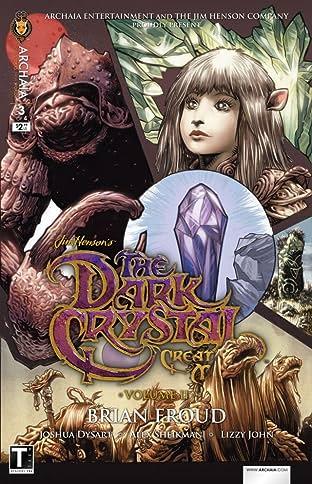 Jim Henson's Dark Crystal: Creation Myths Tome 2 No.3
