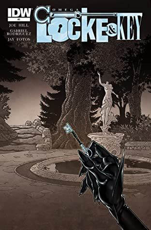 Locke & Key: Omega #3 (of 5)