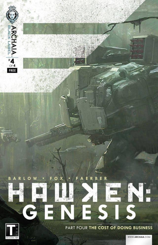 Hawken: Genesis #4