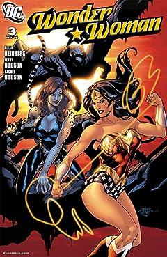 Wonder Woman (2006-2011) #3