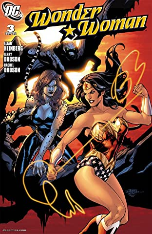Wonder Woman (2006-2011) No.3