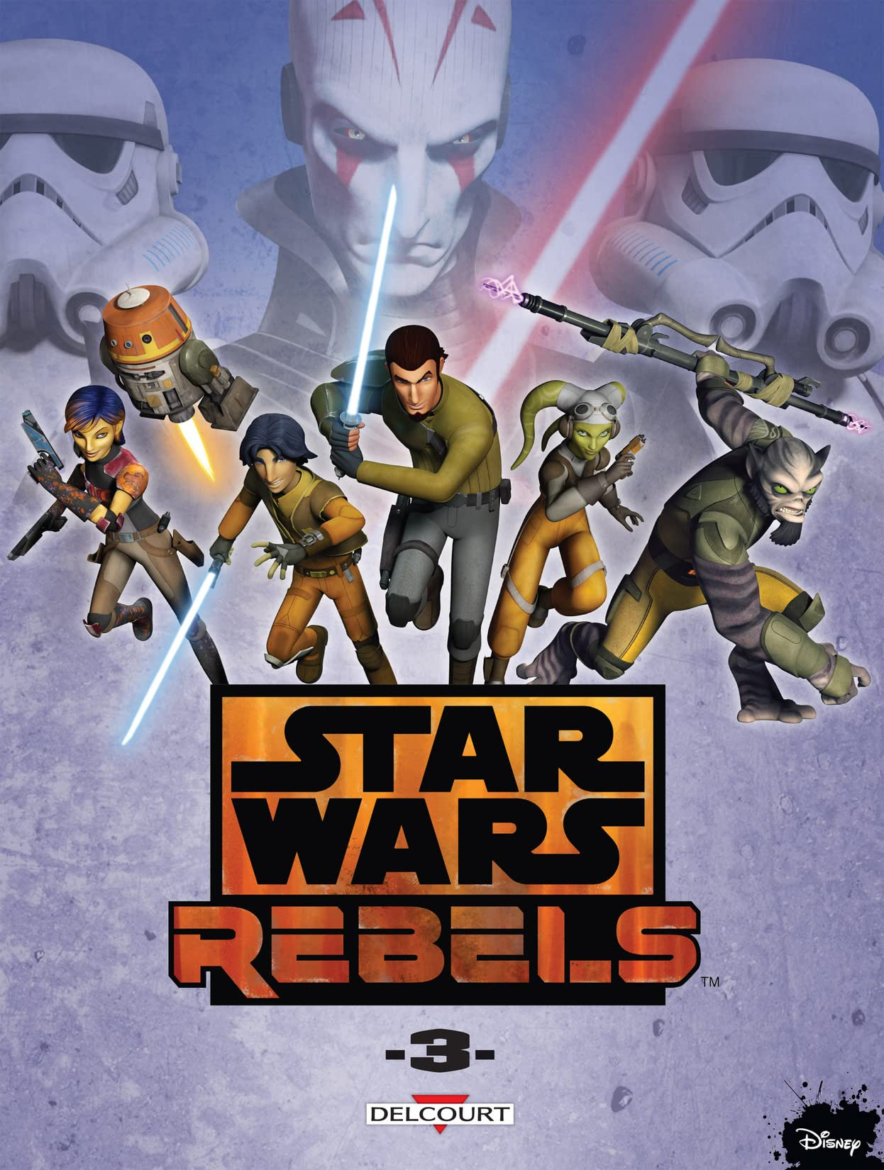 Star Wars - Rebels Tome 3