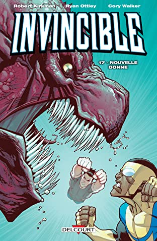 Invincible Vol. 17: Nouvelle donne