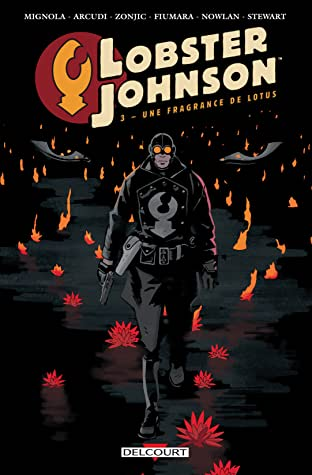 Lobster Johnson Vol. 3: Une fragrance de lotus