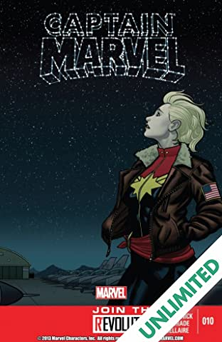 Captain Marvel (2012-2013) #10