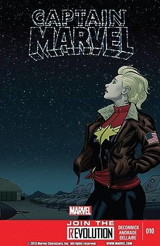 Captain Marvel (2012-2013) #10