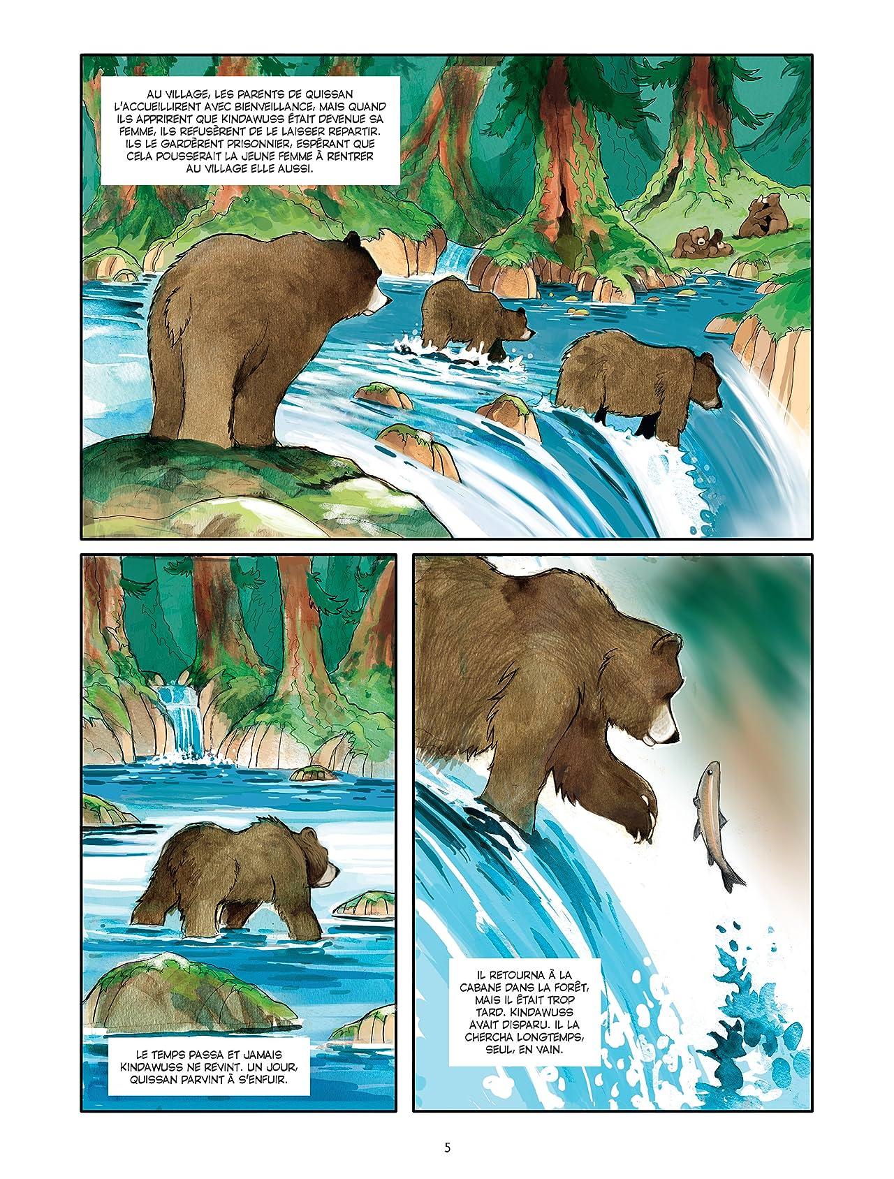 Haïda Vol. 2: Frères ours