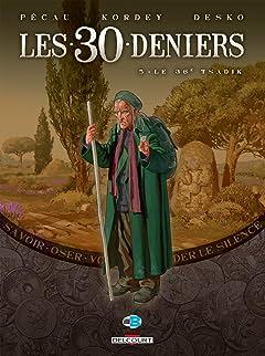 Les 30 Deniers Vol. 5: Le 36e Tsadik