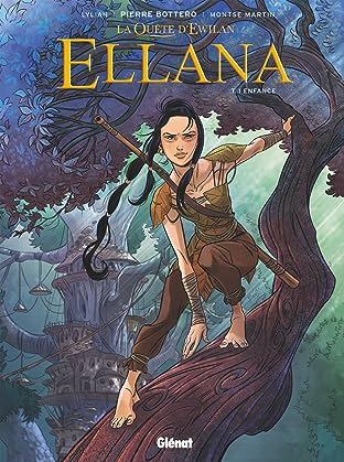 Ellana Vol. 1: Enfance