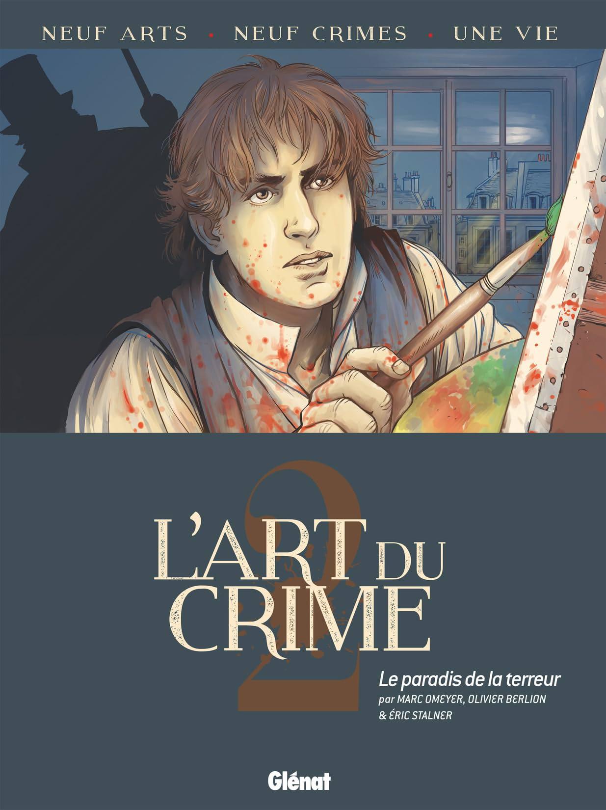 L'art du crime Vol. 2: Le Paradis de la terreur