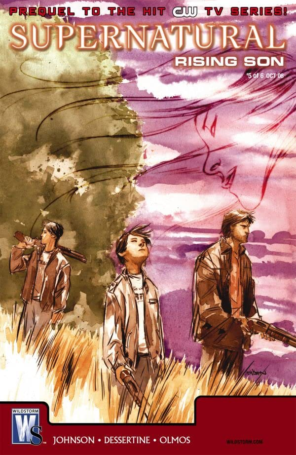 Supernatural: Rising Son #5 (of 6)