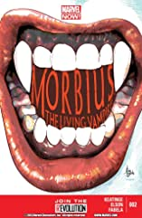 Morbius: The Living Vampire #2