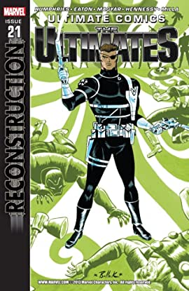Ultimate Comics Ultimates #21