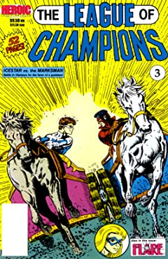 League of Champions #3