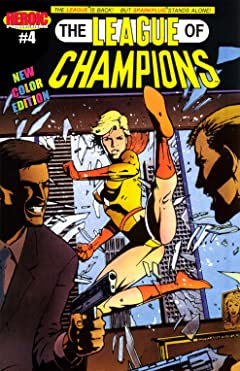 League of Champions #4