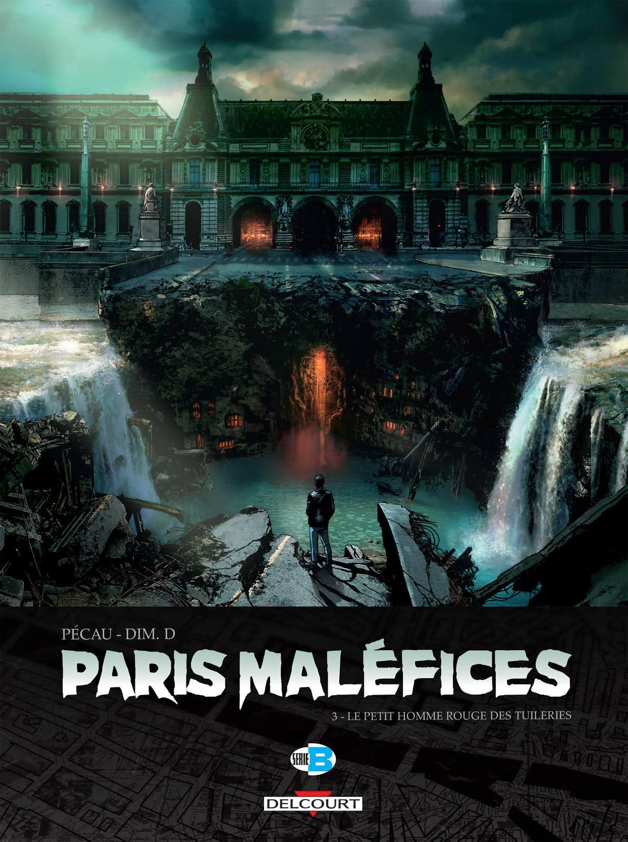 Paris maléfices Vol. 3: Le Petit homme rouge des Tuileries