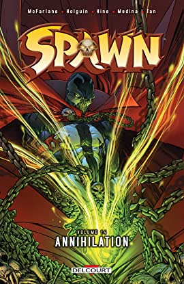 Spawn Tome 14: Annihilation