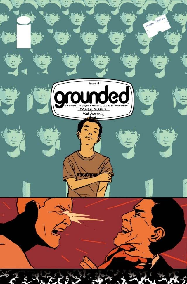 Grounded #4