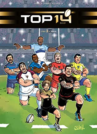 TOP 14 Vol. 3: Haka