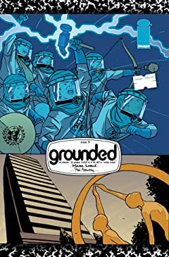 Grounded #5