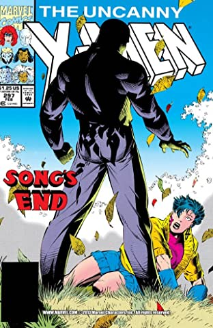 Uncanny X-Men (1963-2011) #297
