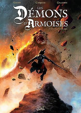 Les Démons d'Armoises Vol. 3: Gilles l'hérétique