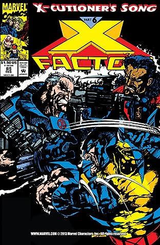 X-Factor (1986-1998) #85
