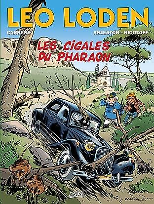 Léo Loden Tome 24: Les Cigales du Pharaon