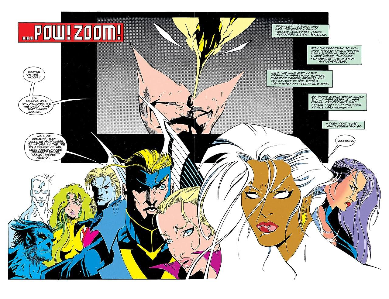 X-Factor (1986-1998) #86