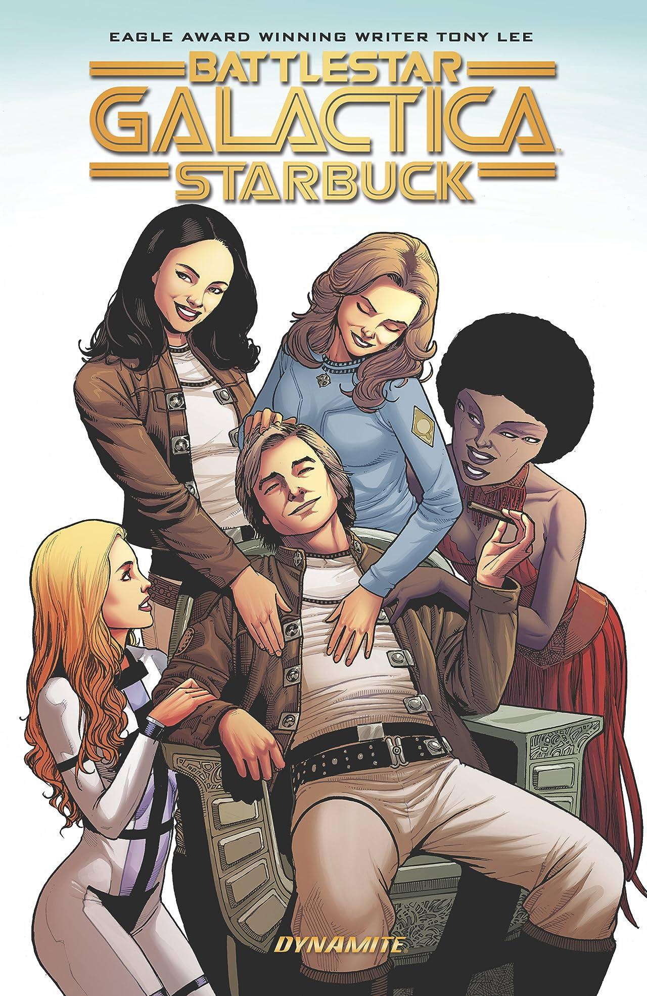 Classic Battlestar Galactica: Starbuck