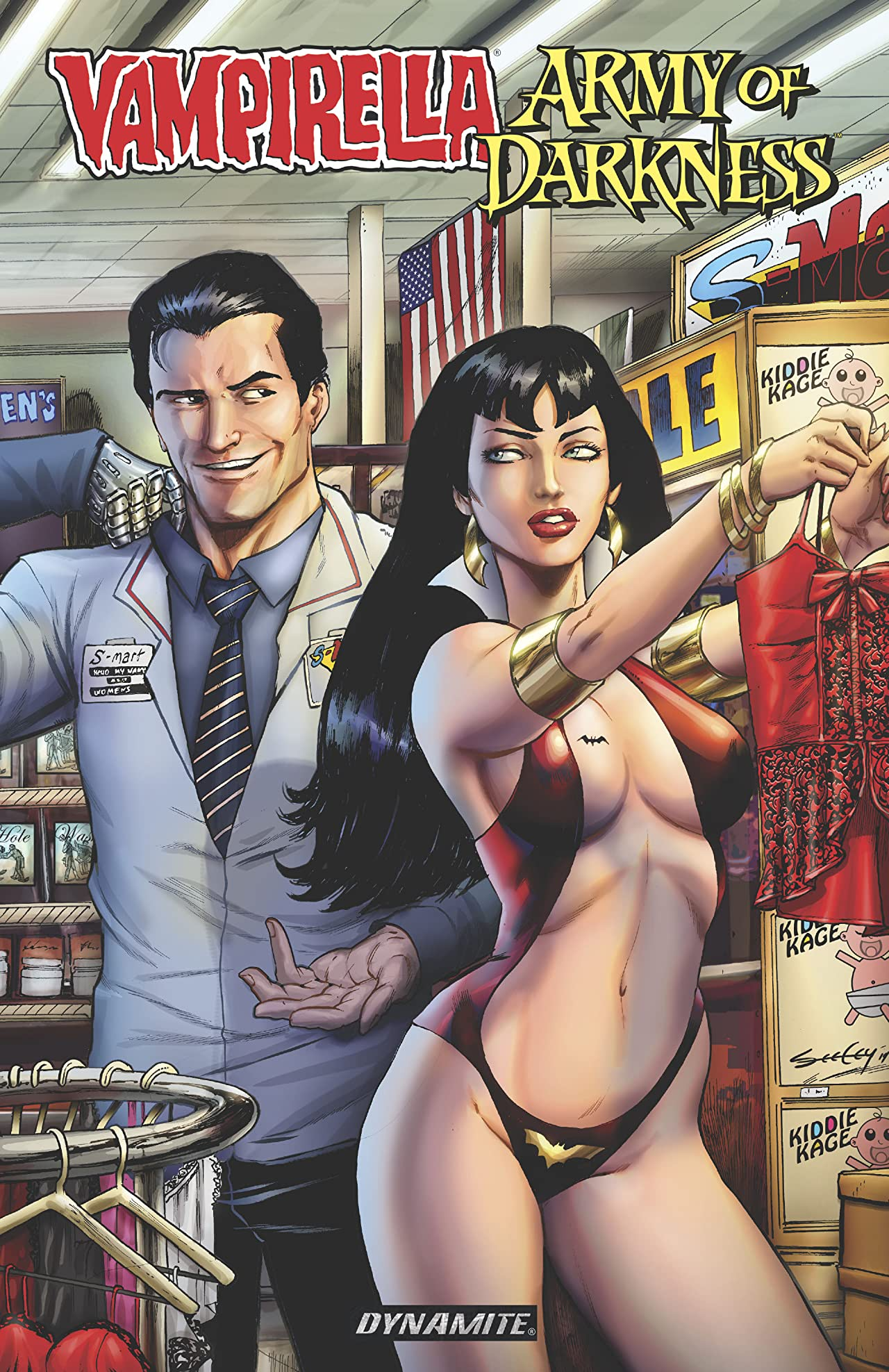 Vampirella/Army Of Darkness
