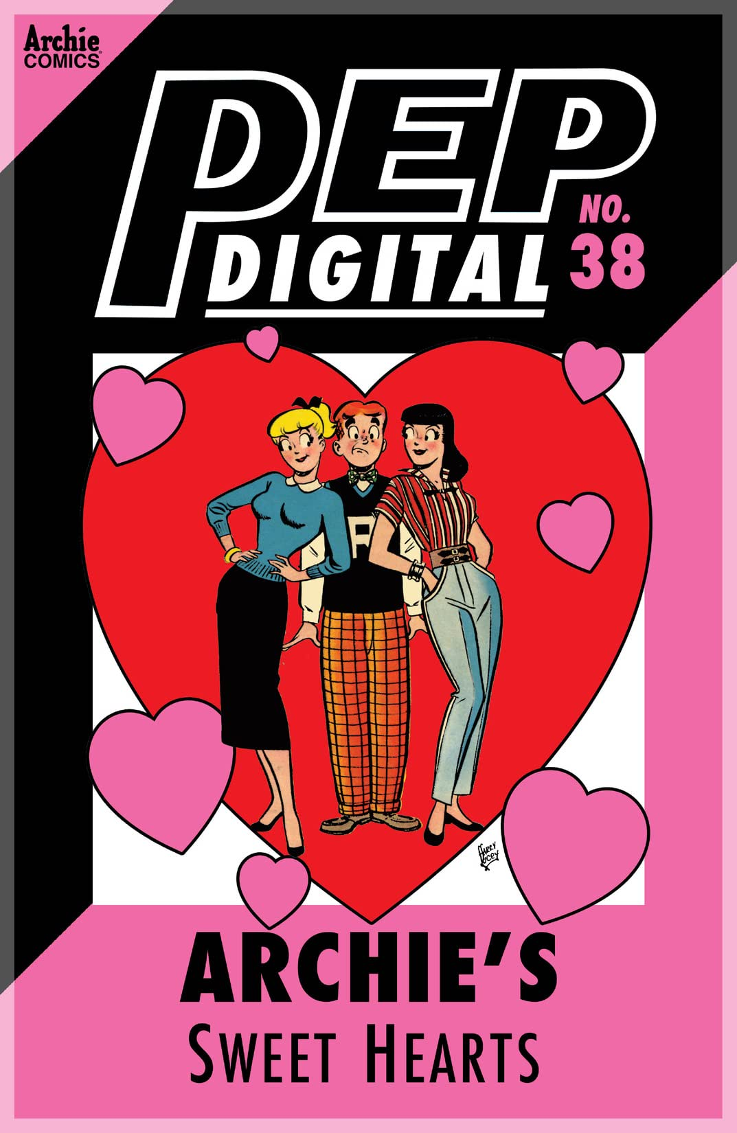 PEP Digital #38: Archie's Sweet Hearts