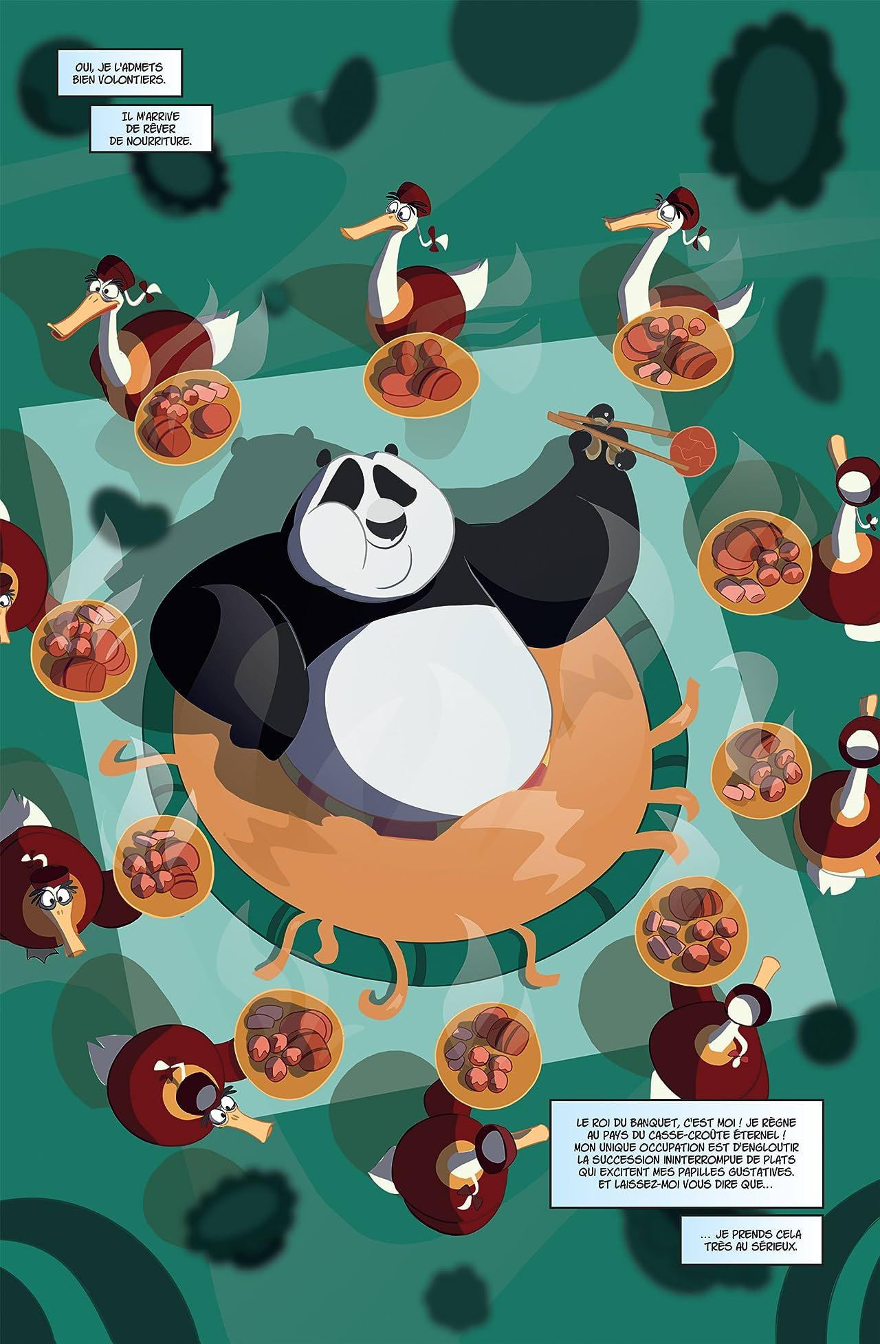 Kung Fu Panda Vol. 1: Fu-Fu Fighting