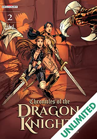 Chronicles Of The Dragon Knights Vol. 2: Akanah
