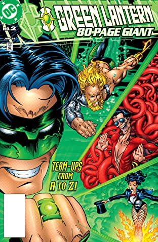 Green Lantern 80-Page Giant (1998) No.2