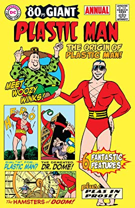 Plastic Man 80-Page Giant (2004) #1